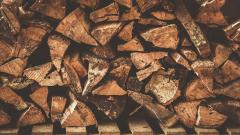 Firewood Wallpaper 40080