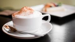 Free Cappuccino Background 38673