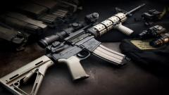 Free Rifle Wallpaper 43243