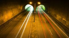 Free Road Tunnel Wallpaper 38513