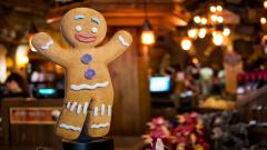 Gingerbread Man 33901