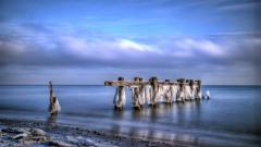 HDR Beach Wallpaper 38424
