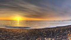 HDR Beach Wallpaper 38429