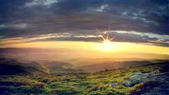 Hilltop Background 37371