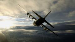 In Flight Backgrounds 38348