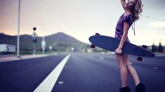 Longboard Wallpaper 35552
