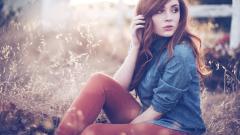 Lovely Girl Model Wallpaper 43666