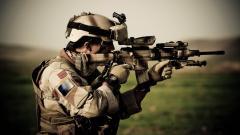 m4 Soldier Wallpaper 43249