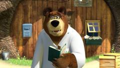Masha and the Bear 28082
