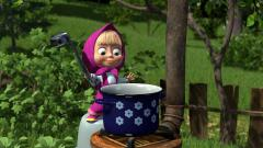 Masha and the Bear 28084