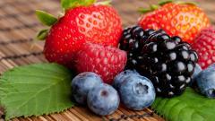 Mixed Berries Wallpaper 44424