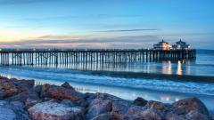 Ocean Landscape Background 32312
