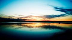 Ocean Sunset 35988