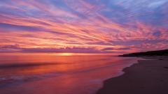 Ocean Sunset 35994