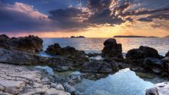 Ocean Sunset Wallpapers 35993