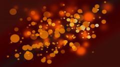 Orange Abstract 27672