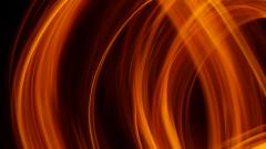 Orange Abstract Background 27681