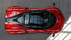 Pagani Huayra Top View Wallpaper 44717