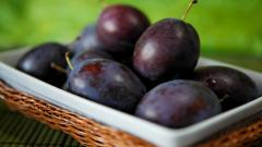 Plum Fruit Close Up Wallpaper 43641