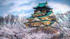 Pretty Temple Wallpaper 42651