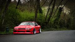 Red Nissan Silvia Wallpaper 42624