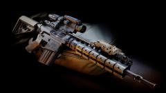 Rifle Background 43240