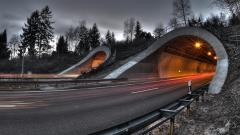 Road Tunnel Wallpaper 38511