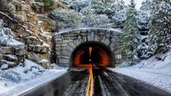 Road Tunnel Wallpaper 38514