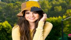 Selena Gomez Hat Wallpaper 7180