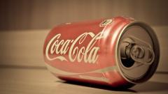 Soda Can Close Up Wallpaper 45107