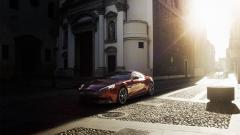 Stunning Aston Martin Vanquish Wallpaper 44841