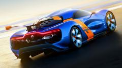 Stunning Renault Alpine Concept Wallpaper 44293
