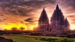 Stunning Temple Wallpaper 42653