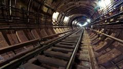 Train Tunnel Wallpaper 38505