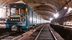 Train Tunnel Wallpaper 38507