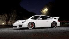 White Porsche Wallpaper 38905