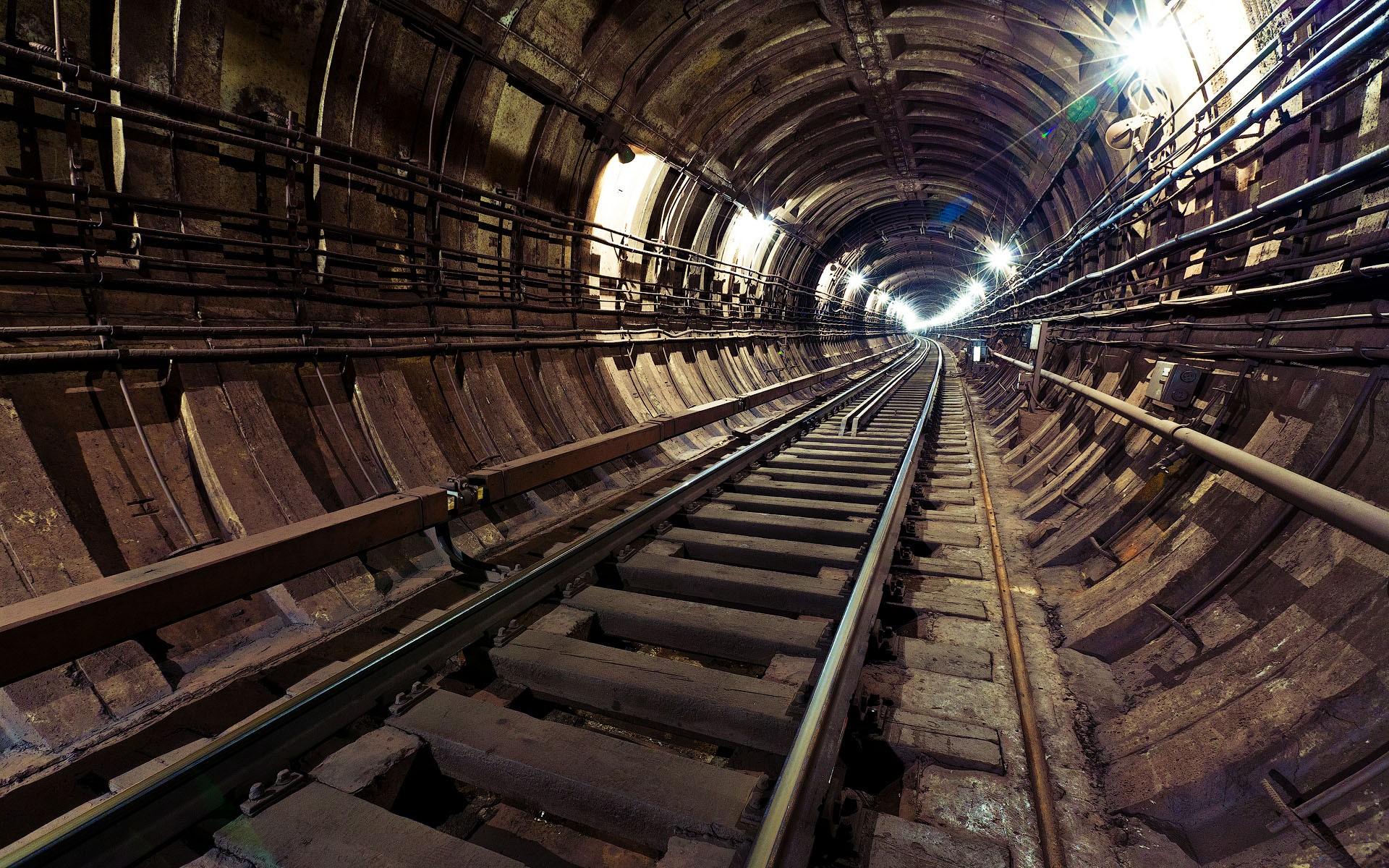 train tunnel wallpaper 38505