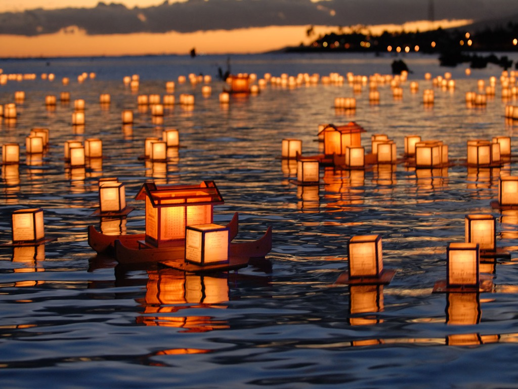 amazing lantern wallpaper 23554