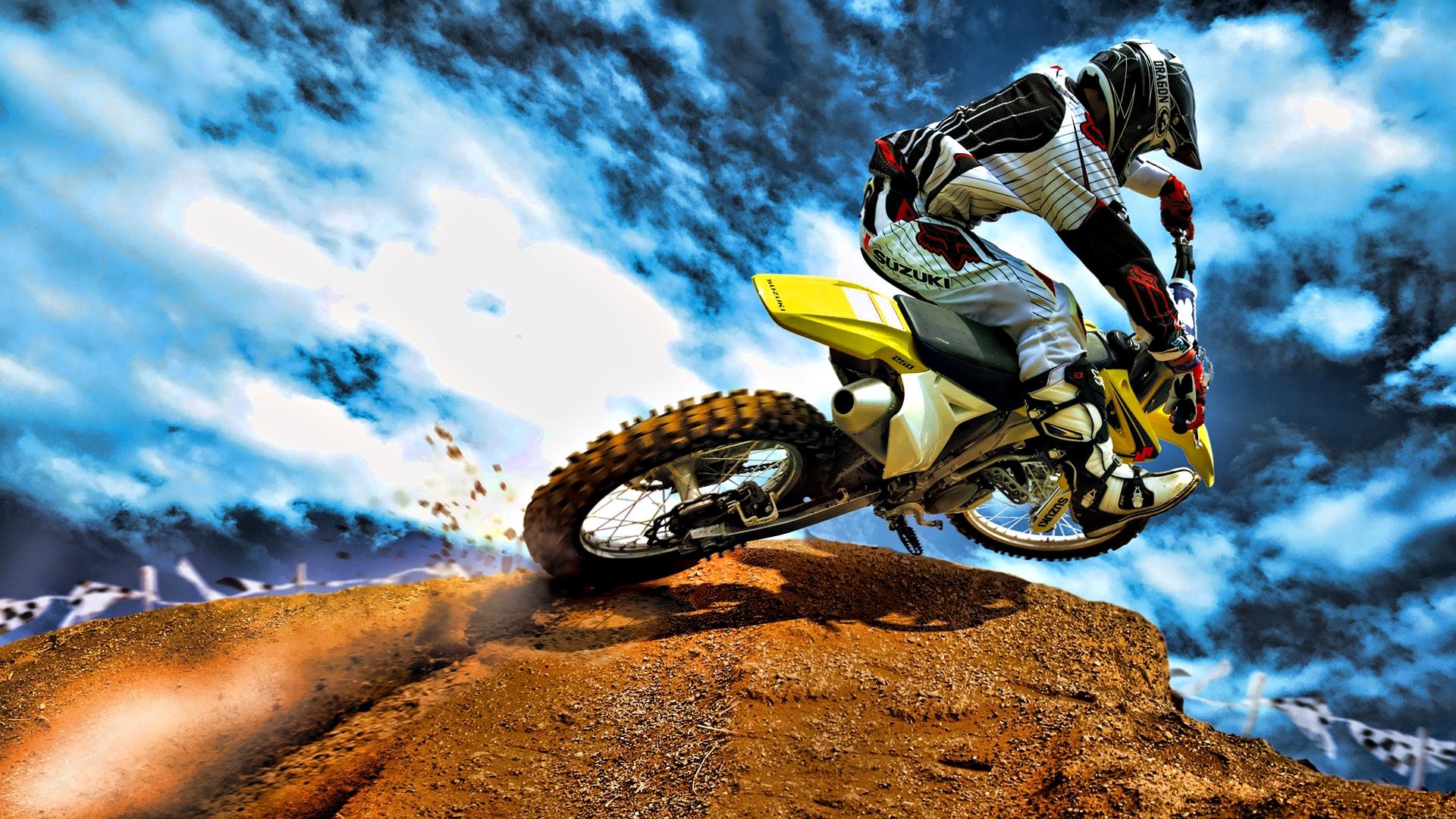 awesome motocross wallpaper 41679