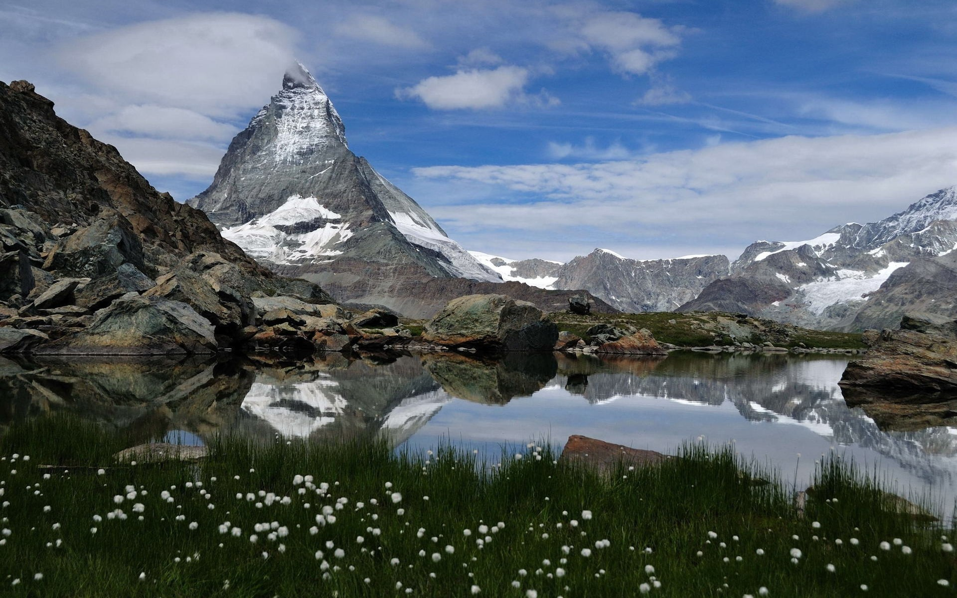 awesome mountain landscape 29047