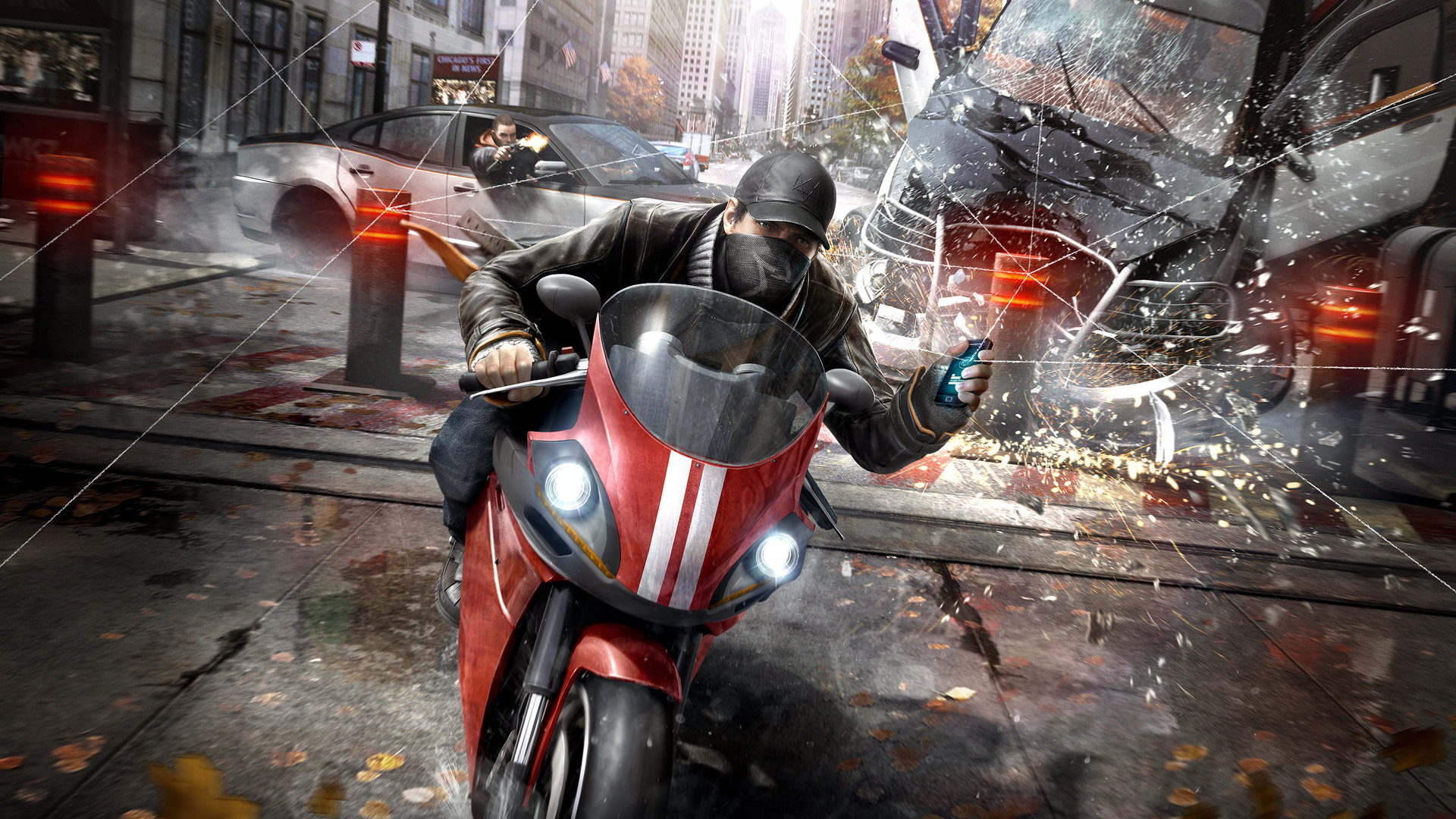 awesome watch dogs wallpaper 43837