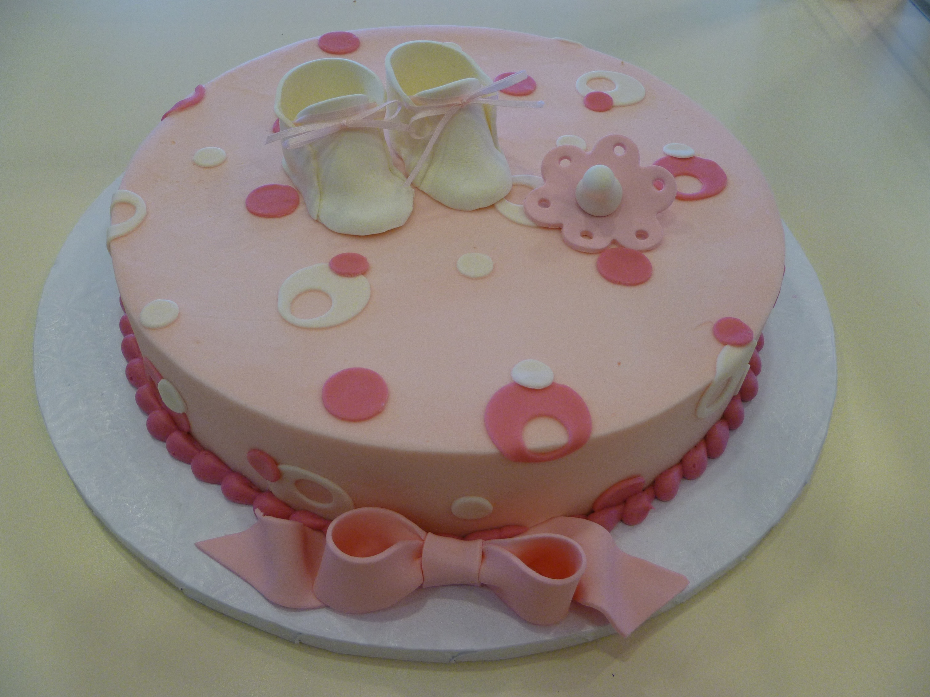 Baby Shower Cakes 6878