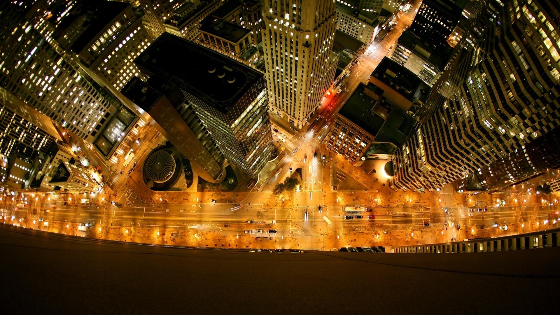 city lights background 24320 1920x1080px
