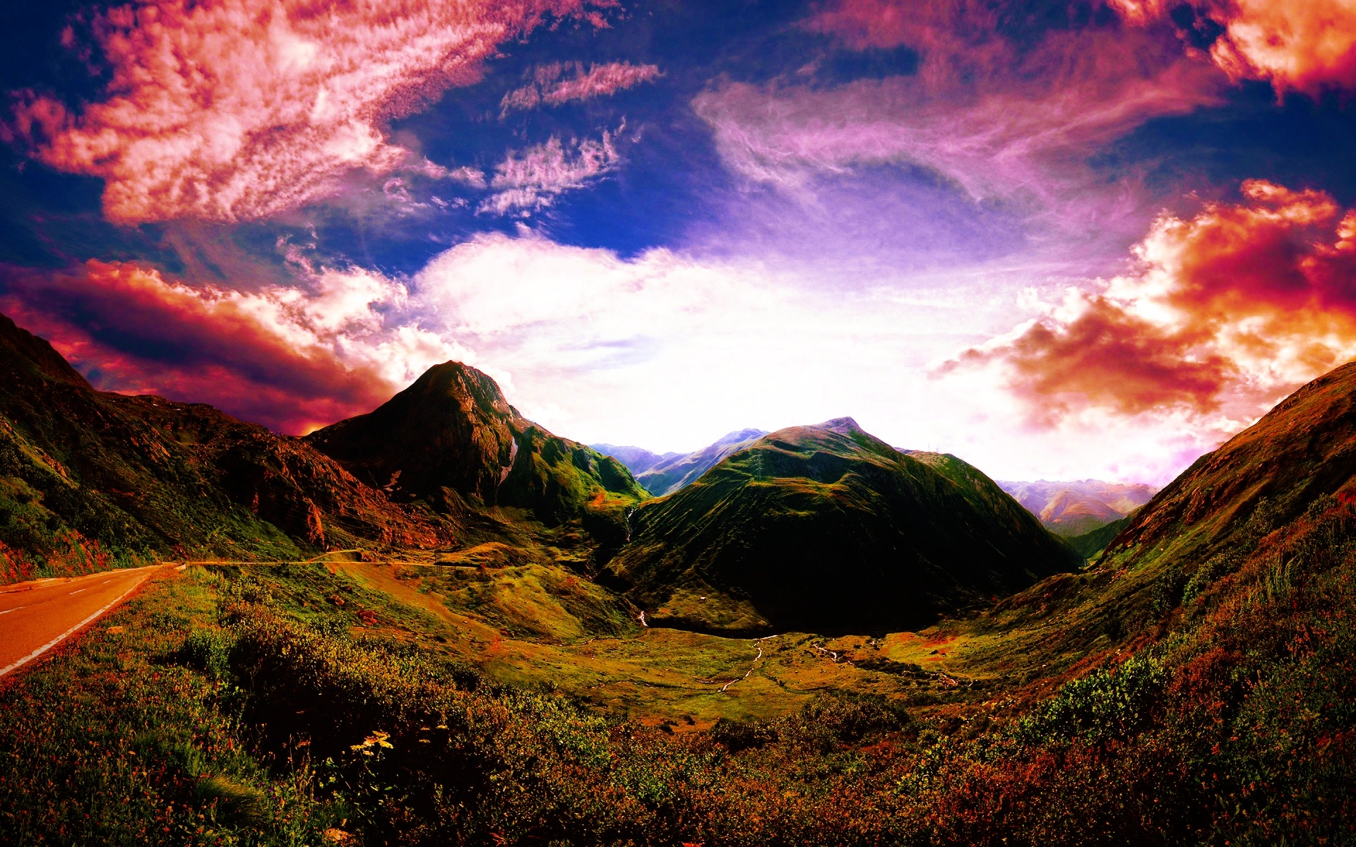 cool mountain backgrounds. Cool Mountain Landscape 29050 Backgrounds E