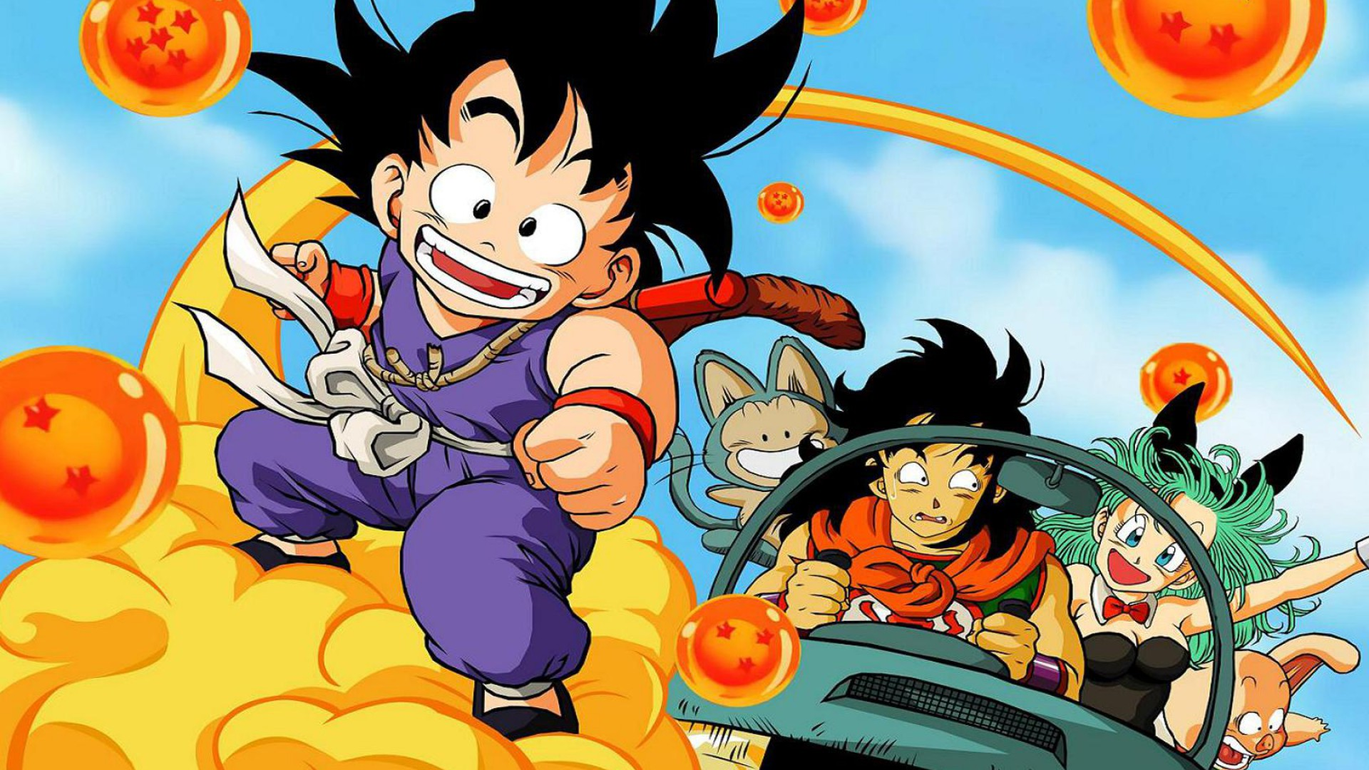 Dragon Ball Z Wallpapers 34088 1920x1080 px HDWallSourcecom