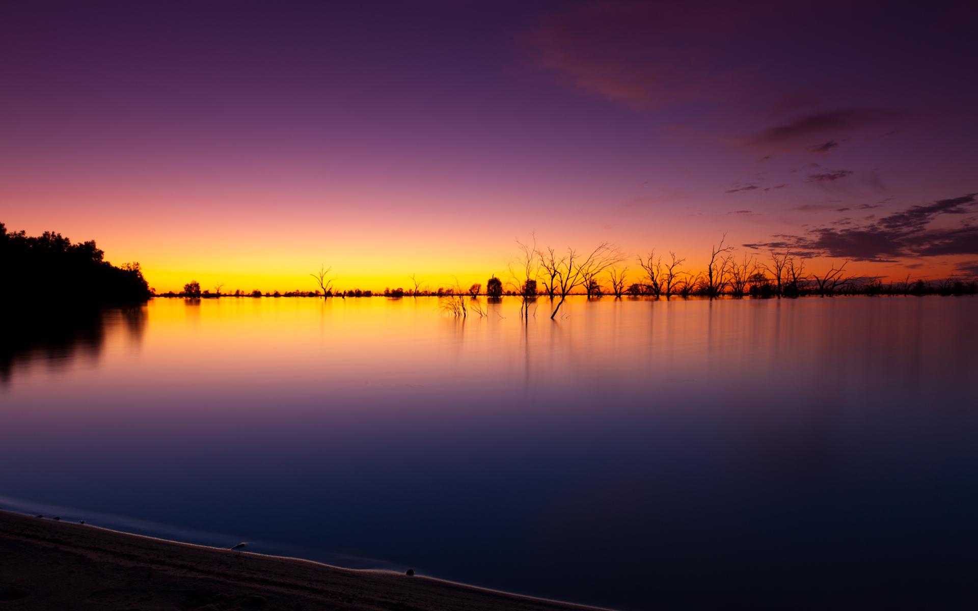 gorgeous sunset wallpaper 41212