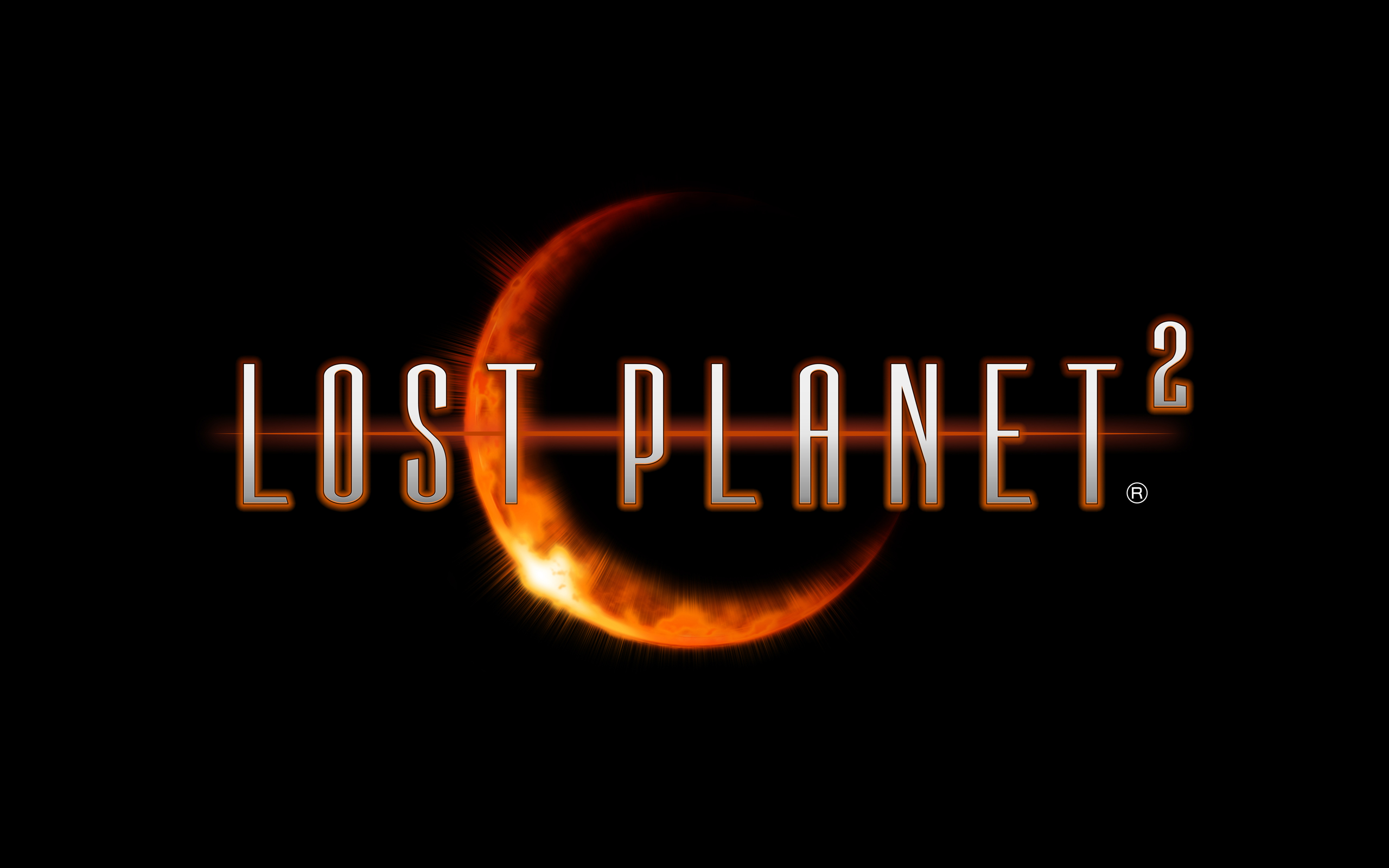 lost planet 2 logo wallpaper 44539