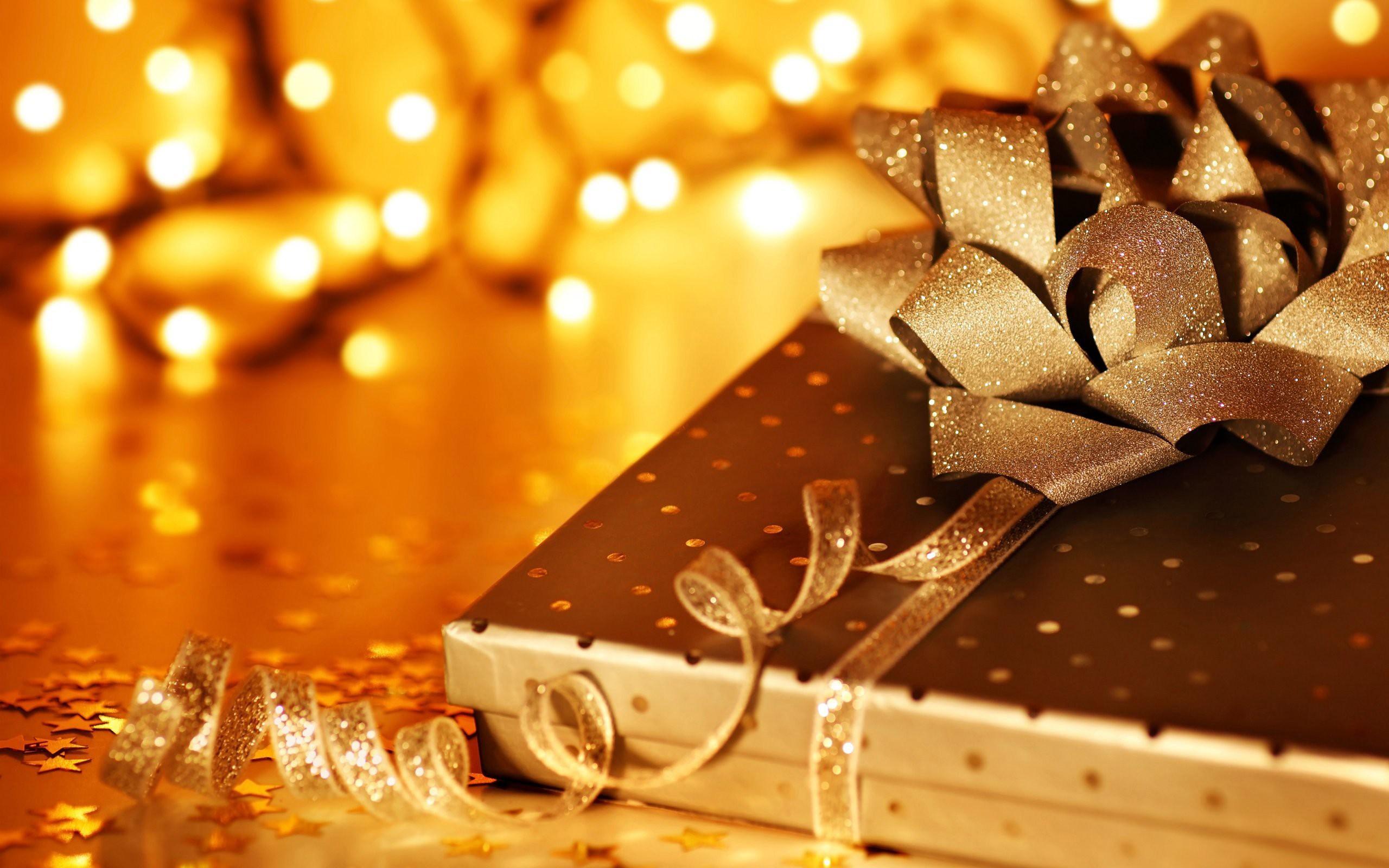 lovely christmas bow wallpaper 42848