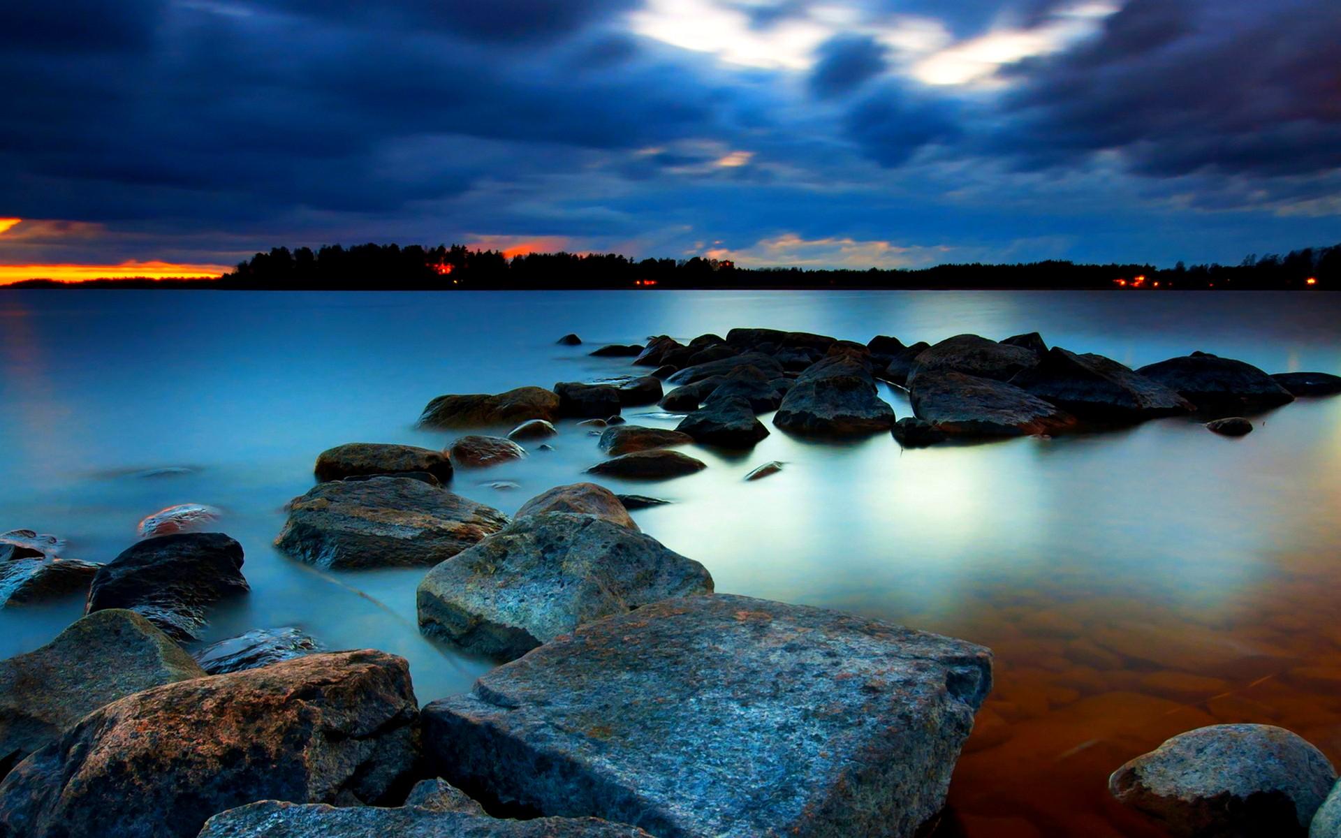 lovely shore wallpaper 26573