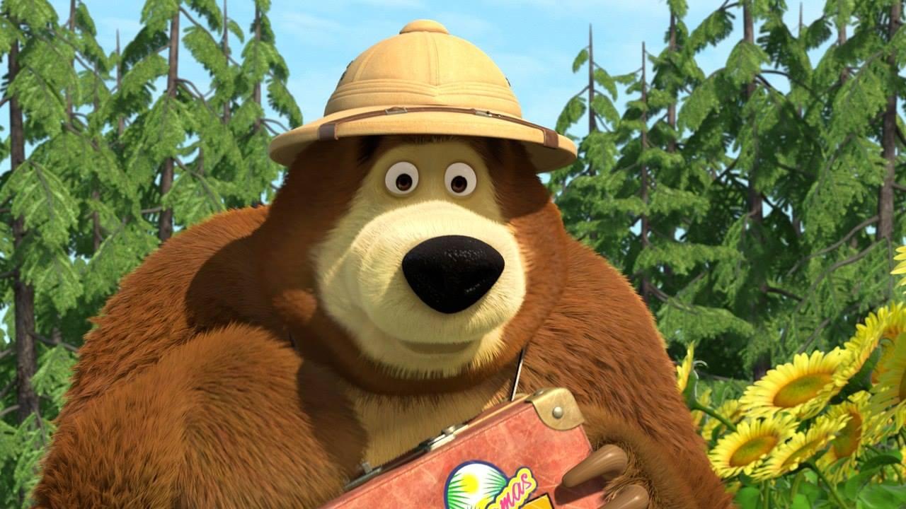 masha and the bear 14809